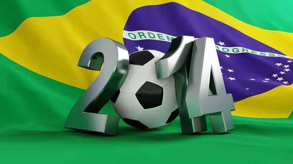 Copa do mundo e os ditos brasileiros, em inglês