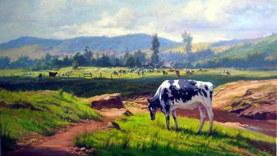 A fazenda não é um local limitado, mas o caminho para um mundo maior